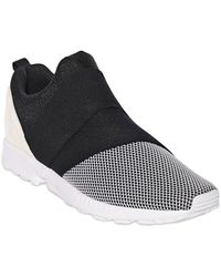Adidas Originals Zx Flux 19995 Slip on on Slip Sneakers en Grey Lyst af9ccf9 - sfitness.xyz
