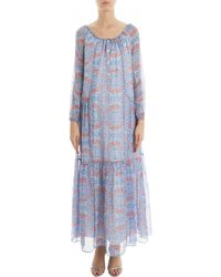 Paul & Joe Floral Gown - Lyst