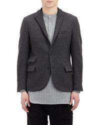 Wooster + Lardini - Shrunken-fit Three-button Sportcoat - Lyst
