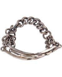 Tobias Wistisen - Chunky Chain Bracelet - Lyst