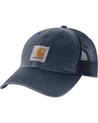590a97da326ae Lyst - Levi s Buffalo Check Trapper Hat in Gray for Men