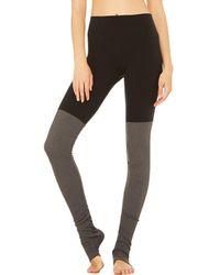 Alo Yoga | Goddess Ribbed Leggings | Lyst
