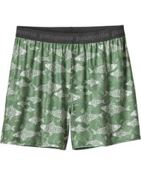 Patagonia   Capilene Daily Boxers   Lyst