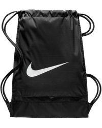 089fe9b4953 Lyst - Nike Alpha Adapt Gymsack in Gray for Men