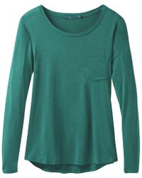 Prana - Foundation Long-sleeve Shirt - Lyst