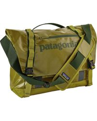 Patagonia | Black Hole 24l Messenger Bag | Lyst