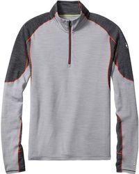 Smartwool - Phd Light 1/4-zip Long-sleeve Shirt - Lyst
