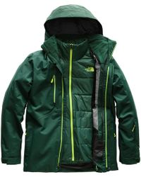 The North Face - Clement Triclimate Jacket - Lyst