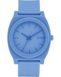 Nixon - Time Teller P Watch - Lyst