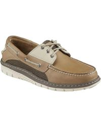 Sperry Top-Sider - A/o 2-eye Perfed Shoe - Lyst
