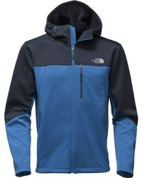 The North Face - Apex Canyonwall Hybrid Hooded Jacket - Lyst