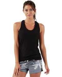 4bce8f0cc7c3 T By Alexander Wang Lux Viscose-blend Ponte Bandeau Back Crop Top in ...