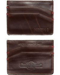 Nixon - Legacy Card Wallet - Lyst