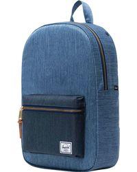 b60c8135336 Lyst - Herschel Supply Co. Camo Pop Quiz Backpack in Green for Men