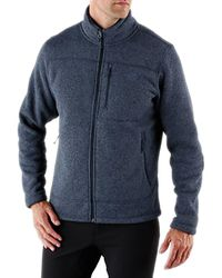 4015d1633 The North Face Gordon Lyons Full-zip Hoodie in Blue for Men - Save ...