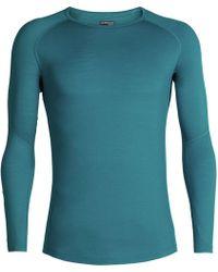 Icebreaker - 150 Zone Long-sleeve Crew Shirt - Lyst