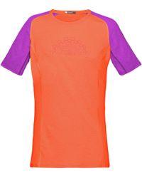 Norrøna - Fjora Equaliser Lightweight T-shirt - Lyst