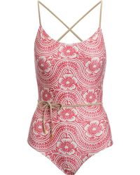 Seea Swimwear - Anglet One-piece Swimsuit - Lyst