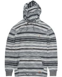 Vissla - South Bay Pullover Reversible Hoodie - Lyst