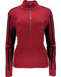 Spyder - Rad Pad 1/2-zip Sweater - Lyst