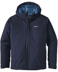 Patagonia - Windsweep Down Hooded Jacket - Lyst