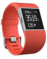 Fitbit - Surge Gps Watch + Hr Monitor - Lyst