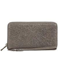 Will Leather Goods - Alix Zip Around Clutch - Lyst