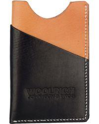 Woolrich - Vintage Foldable Wallet - Lyst