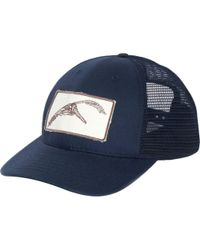 3bb1848307f Lyst - Levi s Snoopy Embroidered Denim Baseball Hat in Blue for Men