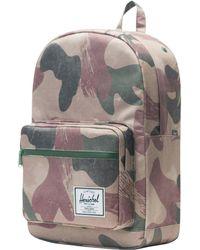 a7359da8280 Lyst - Herschel Supply Co. Supply Pop Quiz Backpack in Green for Men