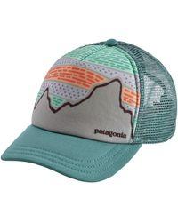 a9241a5783f Lyst - Patagonia El Cap Classic Interstate Hat for Men