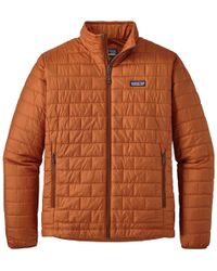 Patagonia Nano Puff Insulated Jacket - Brown