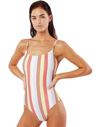 0cd67763df Solid & Striped - The Nina One-piece Swimsuit - Lyst