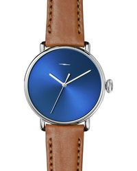Shinola - Bolt 42mm Watch - Lyst