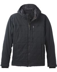 Prana - Zion Quilted Jacket - Lyst