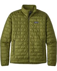 Patagonia - Nano Puff Insulated Jacket - Lyst