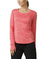 Prana - Revere Long-sleeve T-shirt - Lyst