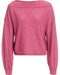 Free People - Stay With Me Hacci Top - Lyst