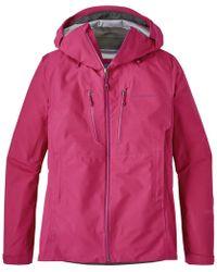 Patagonia | Triolet Jacket | Lyst