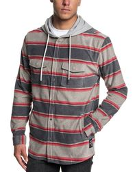 Quiksilver - Surf Days Hooded Jacket - Lyst