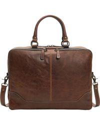 Frye - Logan Work Bag - Lyst