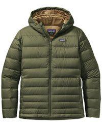 Patagonia - Hi-loft Hooded Down Sweater Jacket - Lyst