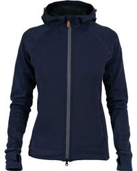 ROJK Superwear - Cordura Zippen Hooded Jacket - Lyst