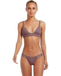 California thong bikini model have