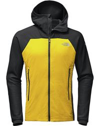 4aec171b9f5a Lyst - The North Face Windstopper Summit Jacket in Black for Men