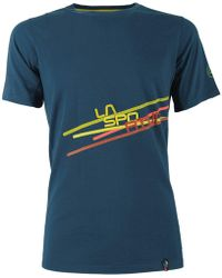 La Sportiva - Stripe 2.0 T-shirt - Lyst