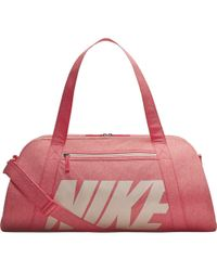 130e91096059 Lyst - Nike Elemental Large Duffle Bag in Red for Men