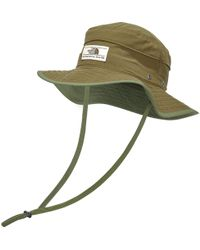 ab34935f7 Lyst - Lrg The Lifted Boonie Hat in Green for Men
