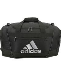 051ff988d5 Lyst - Adidas Originals Defender Ii Medium 61l Duffel Bag in Red for Men
