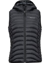 Marmot - Bronco Hooded Vest - Lyst